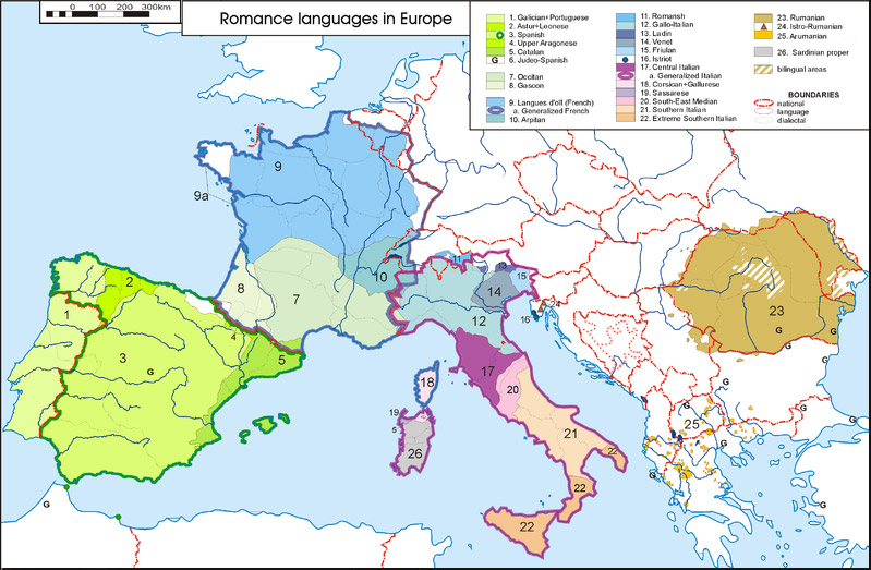 Limbile romanice