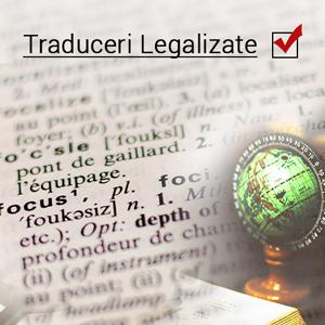 Ce este traducerea legalizata?